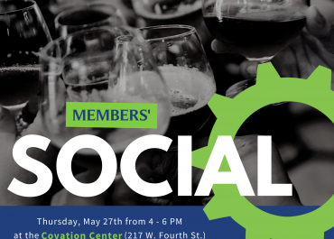 May: Members (and friends!) Networking Event
