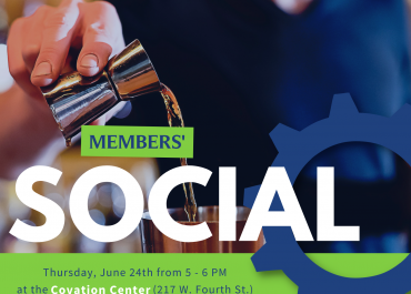 June: Members (and friends!) Networking Event