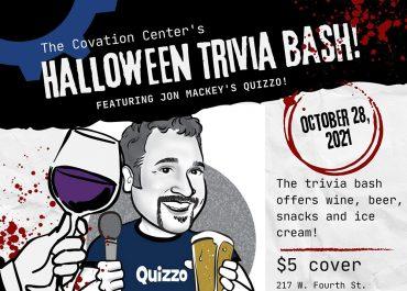 October: Halloween Trivia Bash!