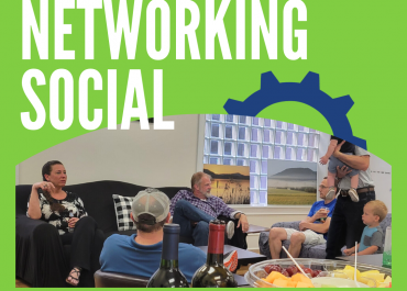 September: Members (and friends!) Networking Event
